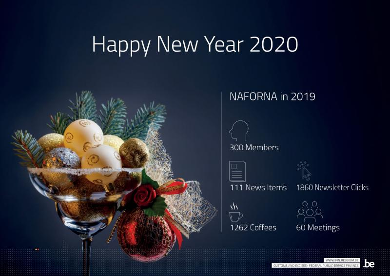 New Year Card Naforna